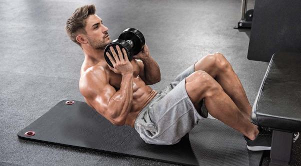Cách tập luyện để có cơ bụng 6 múi dễ dàng