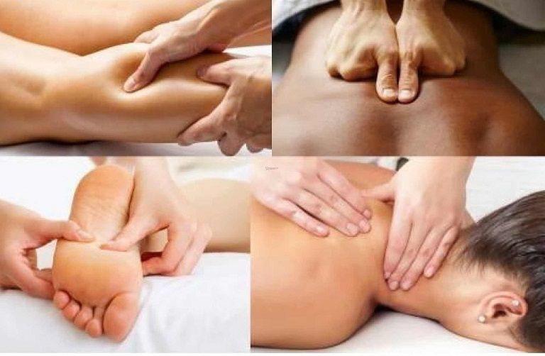 Học cách massage bấm huyệt tại nhà.