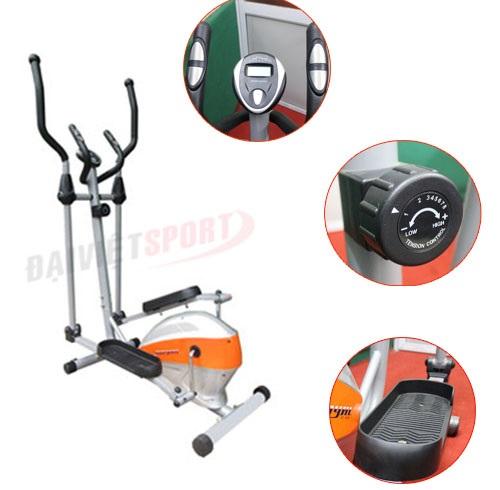 Quy trình sản xuất của xe đạp tập thể thao