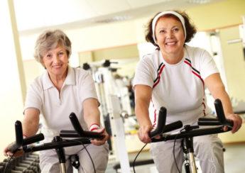 bài tập thể dục cho người già